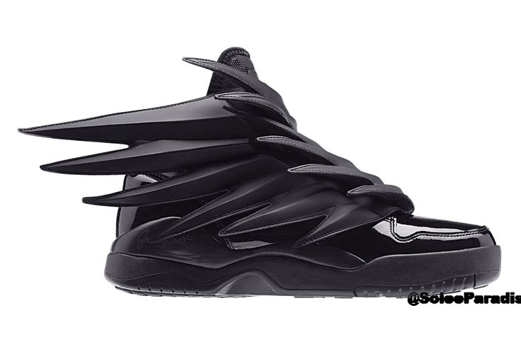 Jeremy Scott has been working with adidas for some time now, and at this point in his career he knows what works. He pushes the envelope with his designs and doesn't turn back despite the criticism so