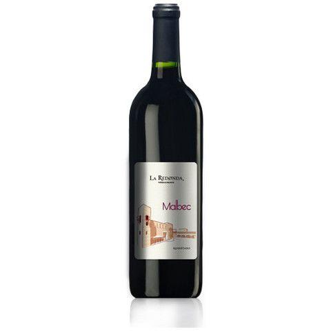 La Redonda Vino Tinto Malbec 750 ml – Viñedos La Redonda