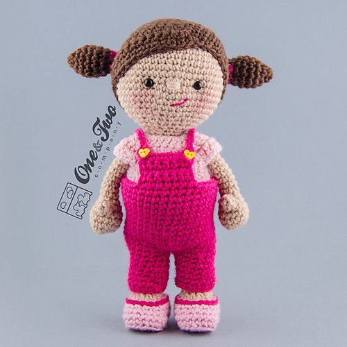 Ravelry: Clothes Set for Little Me Playset pattern by Carolina Guzman