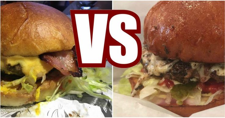 Our verdict on which restaurant delivers the best burger