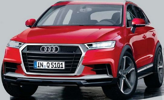 2016 Audi Q5 Review Redesign and Release Date