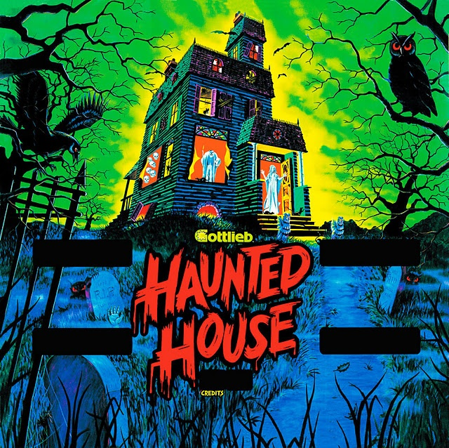 Haunted House Browser Game: 132 Best Silver Ball Images On Pinterest