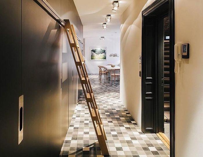 Двухэтажная квартира в Стокгольме – Красивые квартиры