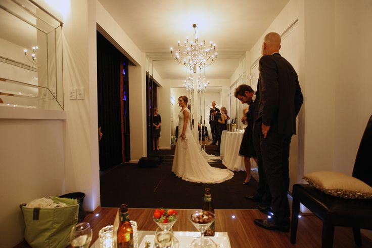 Our stunning bridal suite at Showtime Events Centre, South Wharf.