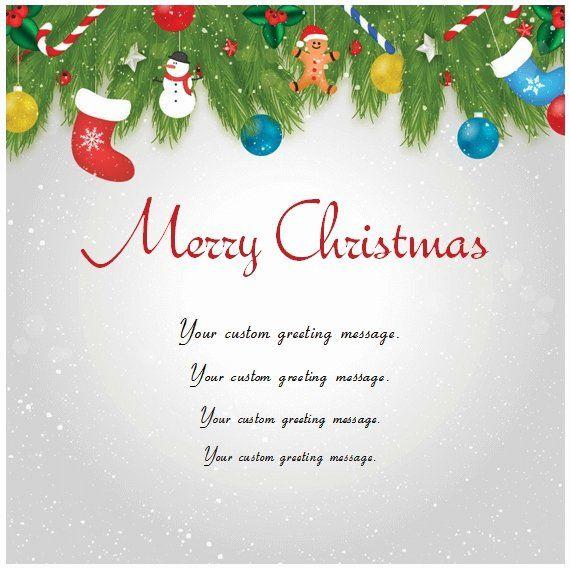 Christmas Invitation Template Word Fresh Microsoft Christmas Letter Templates Invit In 2020 Christmas Note Cards Christmas Card Template Christmas Invitations Template