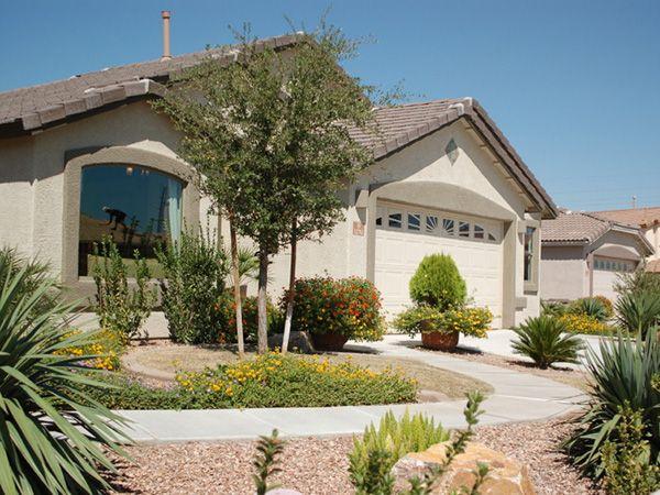 Desert Landscape Front Yard 25 Breathtaking Desert Landscaping Ideas