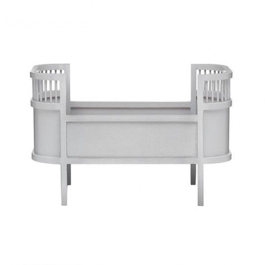 Rosaline Doll Cot - Grey BOUGHT BY MUMMY AND DADDY