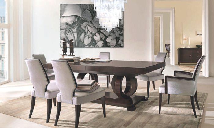 Рекомендуем мебель в стиле АРТ ДЕКО 100% Итальянское производство - Интерьер в стиле арт деко.