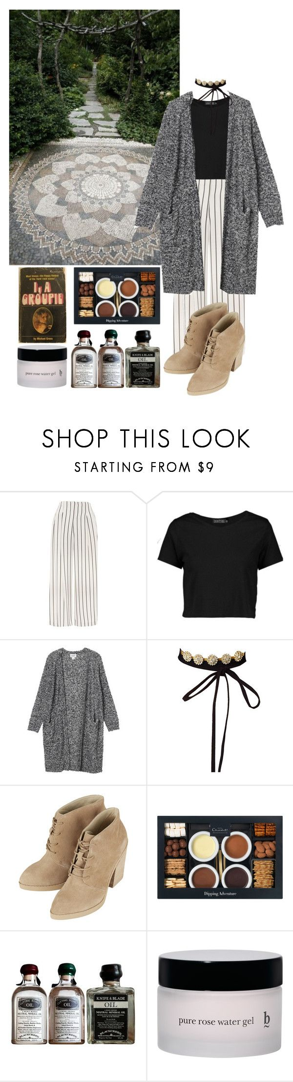 Untitled #444 by danielagreg on Polyvore featuring Monki, Boohoo, Topshop and CO
