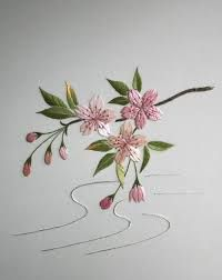 japanese embroidery - Google Search                                                                                                                                                     More