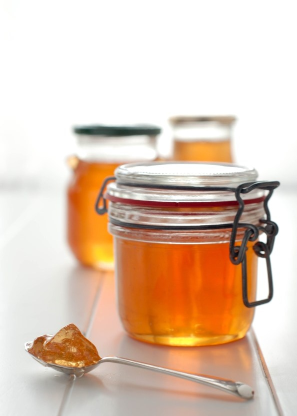 how to make perfectly clear jelly canning