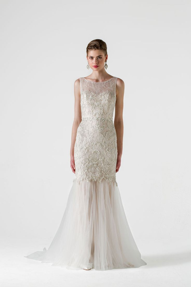Anne Barge ‪#‎Wedding‬ Dresses. http://www.modwedding.com/2014/07/23/anne-barge-wedding-dresses/ #wedding #weddings #wedding_dress