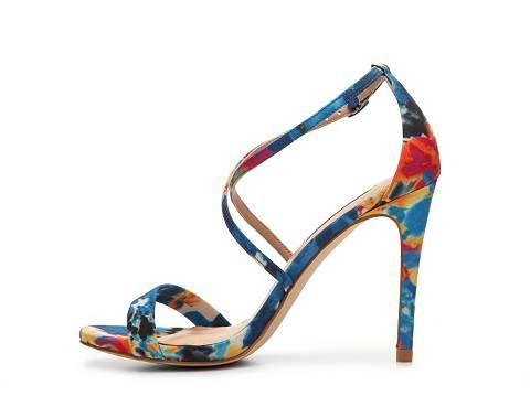 Steve Madden Feliz Multicolor Sandal   DSW