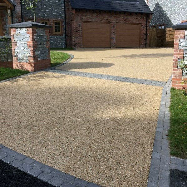 Top 60 Best Driveway Ideas Designs Between House And Curb