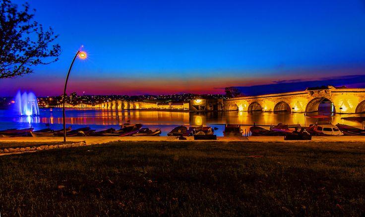 Istanbul - Kucukcekmece Bridge