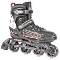 HUDORA Inlineskate HX-80, Gr. 41, schwarz #hudora #outdoor #outdoorspielzeug #spielzeug #kind #inliner #inlineskate #skate