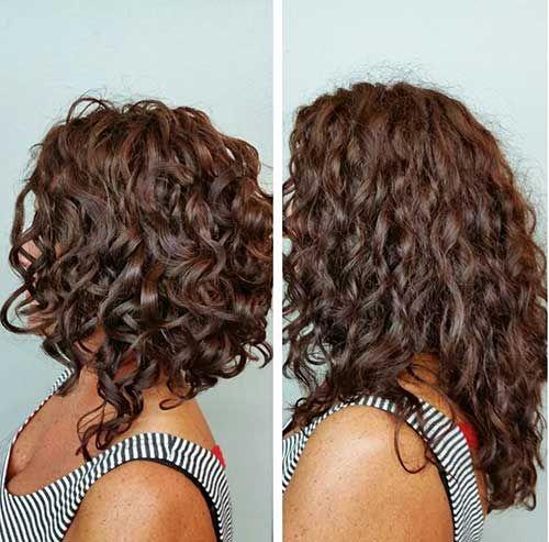 Dark Short Layered Haircuts