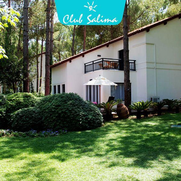 Doğayla iç içe keyifli bir tatil için sizleri Club Salima'ya bekliyoruz.  #holidayvillage #summer #antalya #antalyahotels #vacation #trip #holiday #advice #kemer