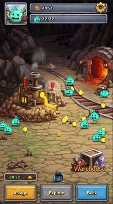 Gumballs and Dungeons G&D is a Free Android, turn-based Strategy, Dungeon-Crawler, Multiplayer Game.