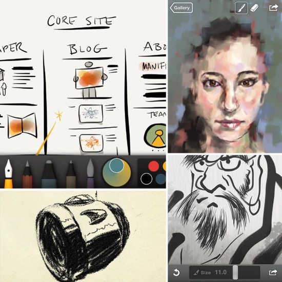 10 Essential Apps For the Mobile Artist  #art #tech #ipad #app