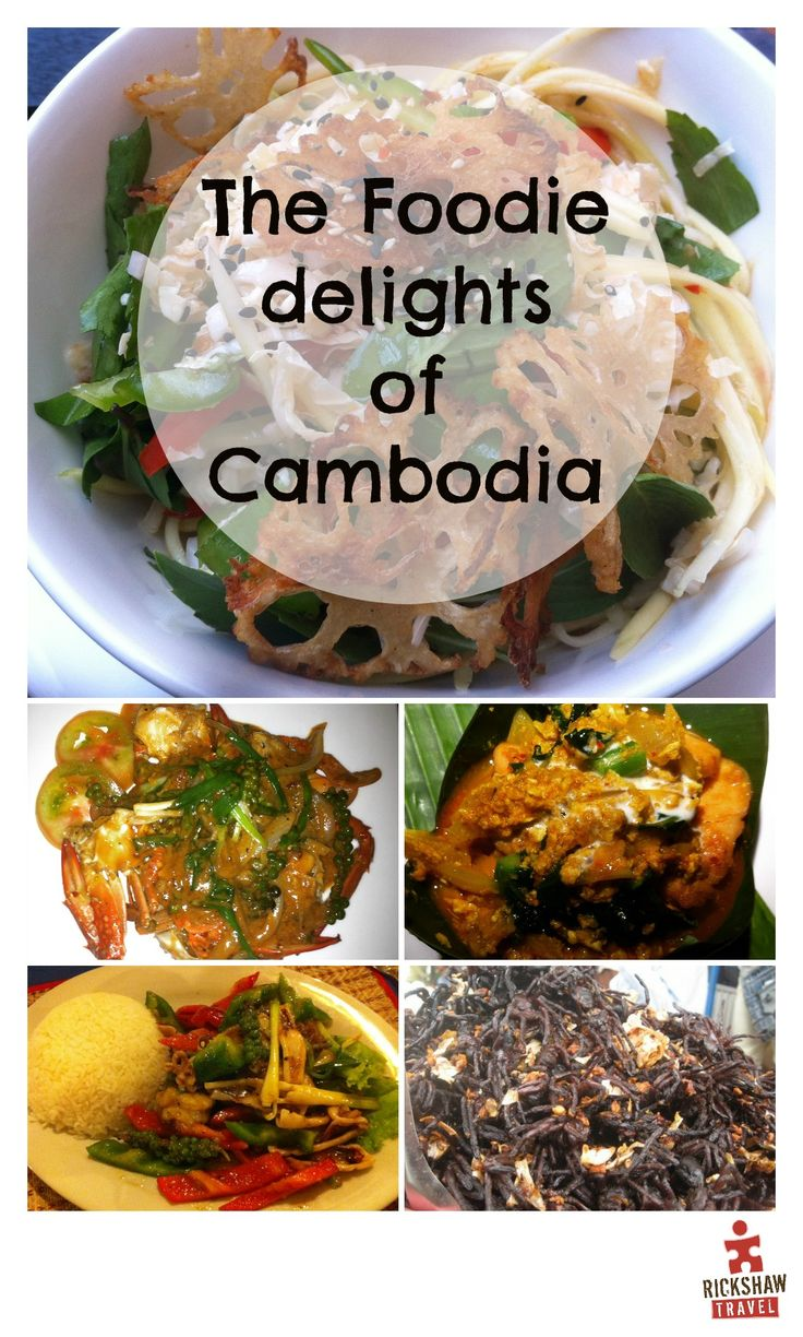 Discover our top insider tips for discovering Cambodia's best foodie delights!