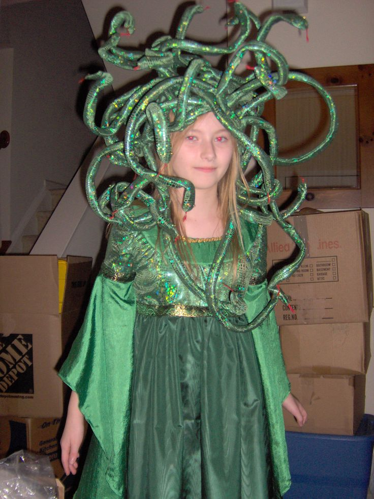 Awesome Medusa costume...maybe next year. | Projects to ...
