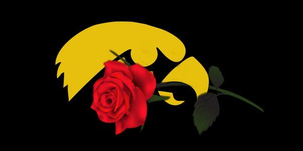 Iowa Hawkeyes Rose Bowl 2016