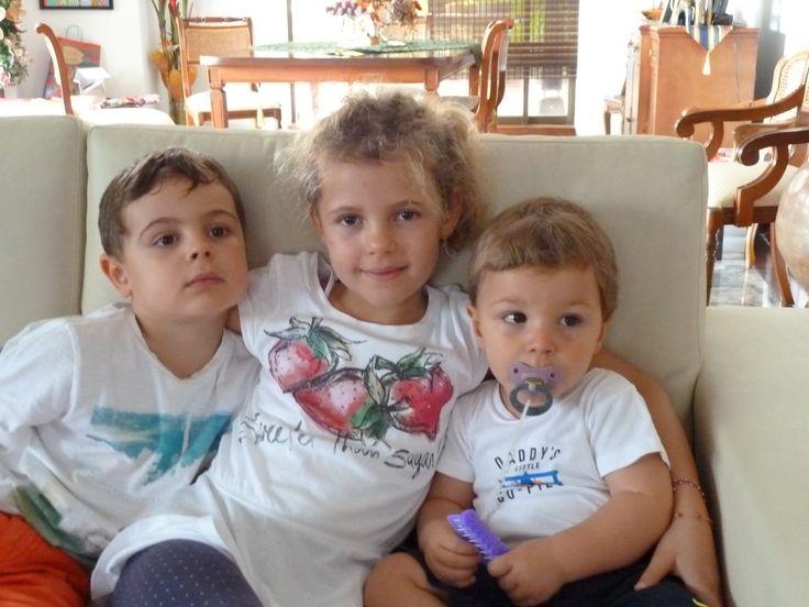 Con mis primos Cannelloni