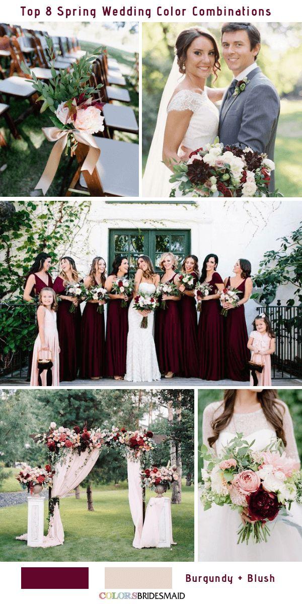 20 meilleures palettes de couleurs de mariage en Bourgogne – A must see for wedding dress & table decor