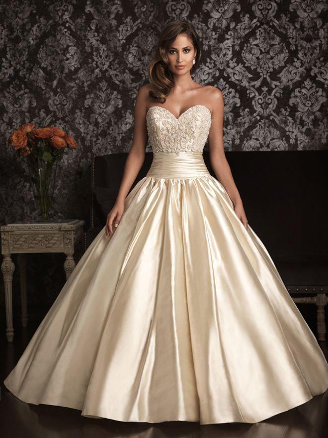 189 best Princess Wedding Dresses images on Pinterest Wedding