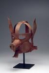 Pig-form Scold's Bridle. Arte Primitivo, sale 64, item 494.