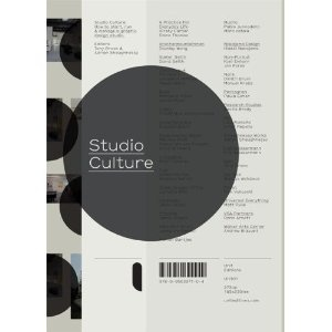 Studio Culture: The Secret Life of a Graphic Design Studio by Adrian Shaughnessy and Tony Brook