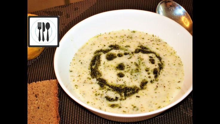 Турецкий йогуртовый суп с мятой - Яйла Чорба/Yayla corbasi - Традиционны...