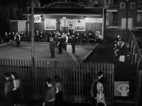 Montreal by Night - 1947 NFB Documentary #nightlife #vintage