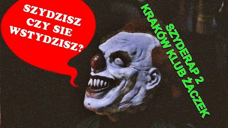 SZYDERAP 2 WSRH Zenit (Live) DJ Soina/Arach/ Wilkołaki/ Kraków klub Żaczek