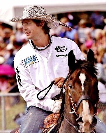Carey Price, cowboy