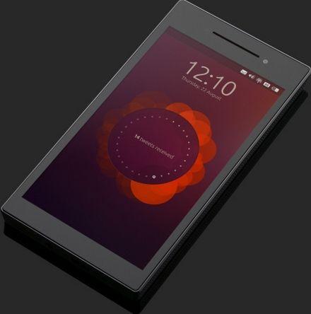 Is the Ubuntu Edge smartphone?