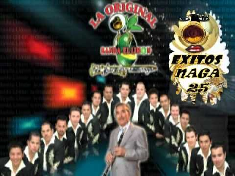 LOS TRAFICANTES-LA ORIGINAL BANDA EL LIMON---EXITOS NAGA 25.flv - YouTube