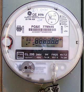 If you can't figure out why your electric bill is so high, have 1 person stand outside the meter & another person inside by the breaker box. Turn off all breakers; the meter dial should stop spinning. Then just 1 at a time, turn a breaker back on. If it runs something, like the dishwasher, turn that on too. Do this one breaker at a time while having the person outside watch the dial spin. What ever makes the dial spin the fastest is what sucks up the most energy.