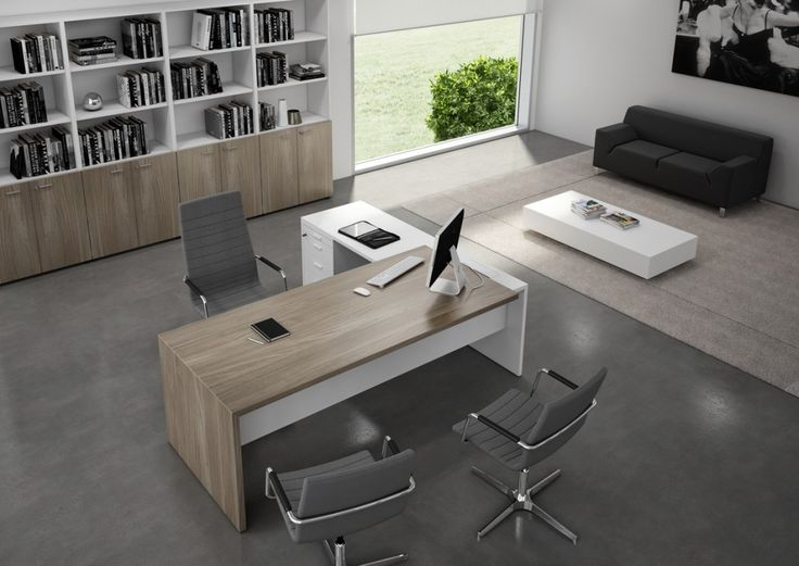 Good Simple And Elegant, Our Modern Office Desks Fit Perfectly In Every  Contemporary Workspace And Executive Office.