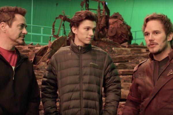 Guardiões da Galáxia participam de 'Vingadores 3' - http://popseries.com.br/2017/02/13/guardioes-da-galaxia-participam-de-vingadores-3/