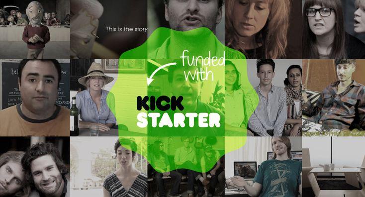Kickstart your dream with the amazing crowdfunding platform!