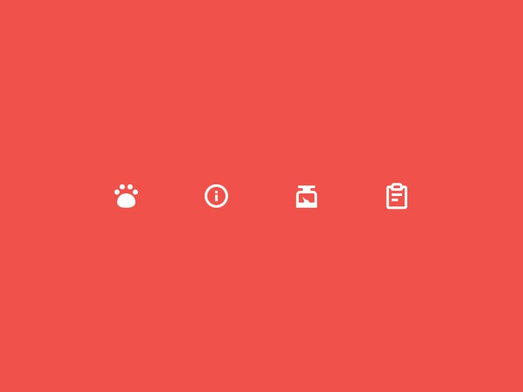 In App Product Icons by Clifton Lin