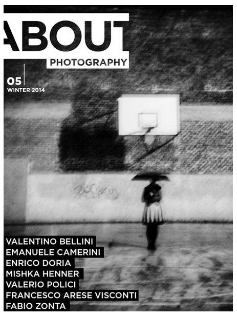 """""""We, Prato"""" was published on the issue #5 of """"About Photography."""" About Photography is an online magazinededicated to photography, organised to be a medium for a deep reading, where images find a ..."""