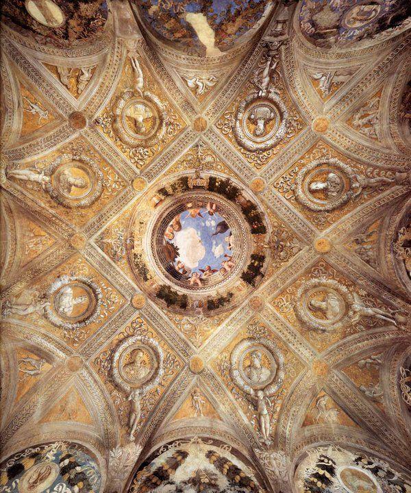 Palazzo Ducale - Camera degli Sposi.