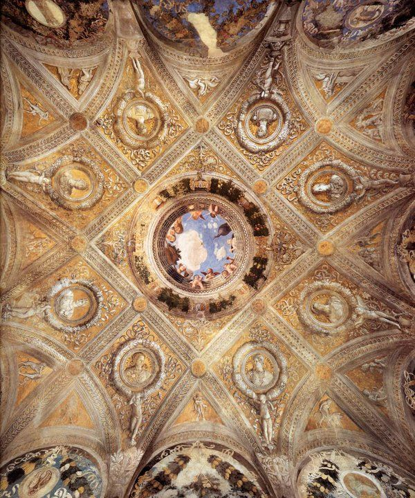 17 best images about palazzo ducale mantova camera degli for Camera degli sposi palazzo ducale