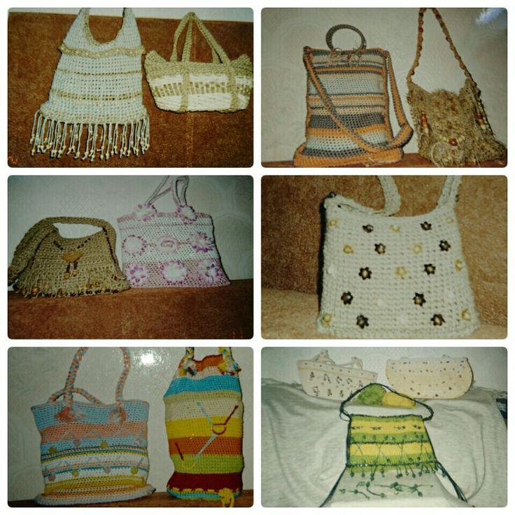 Мои сумочки 👜