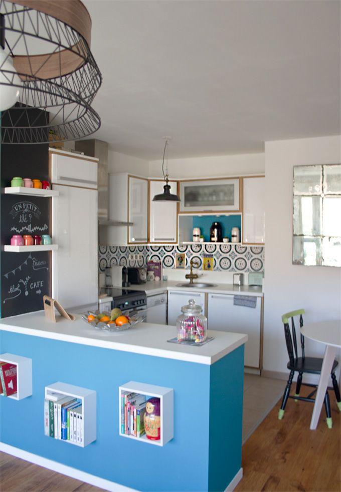 1000 id es sur le th me robinet noir sur pinterest robinets suspension cui - Credence pvc cuisine ...