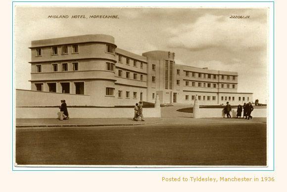 Midland Hotel, Morecambe