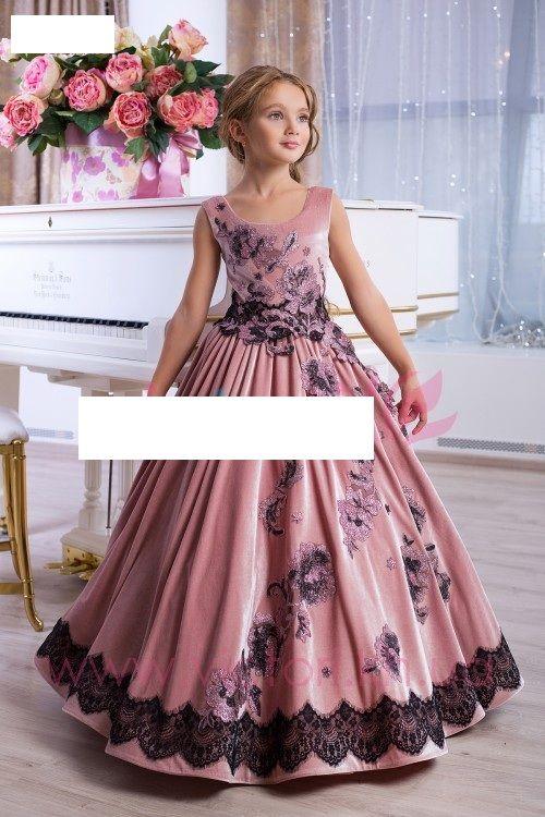 c60332993353 Пин от пользователя ПанГалин на доске вечерние платья   Pinterest    Vestidos para niñas, Vestidos para niñas pequeñas и Vestido infantil